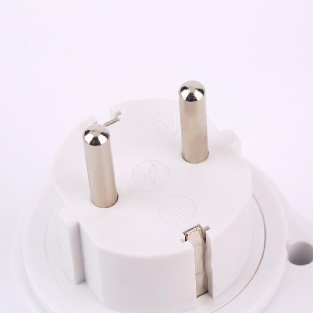 ACEHE Spina UE Wattmetro digitale Misuratore di energia Analizzatore - Strumenti di misura - Fotografia 5