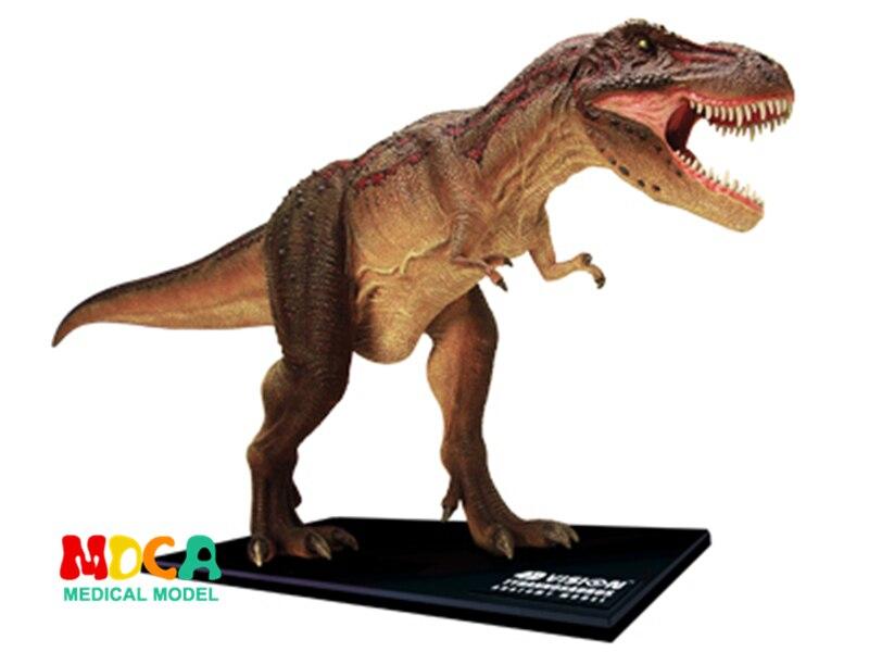 Grande Tyrannosaurus 4d maestro Montaggio di puzzle giocattolo Animale Biologia Dinosauro organo anatomico modello di insegnamento medicoGrande Tyrannosaurus 4d maestro Montaggio di puzzle giocattolo Animale Biologia Dinosauro organo anatomico modello di insegnamento medico