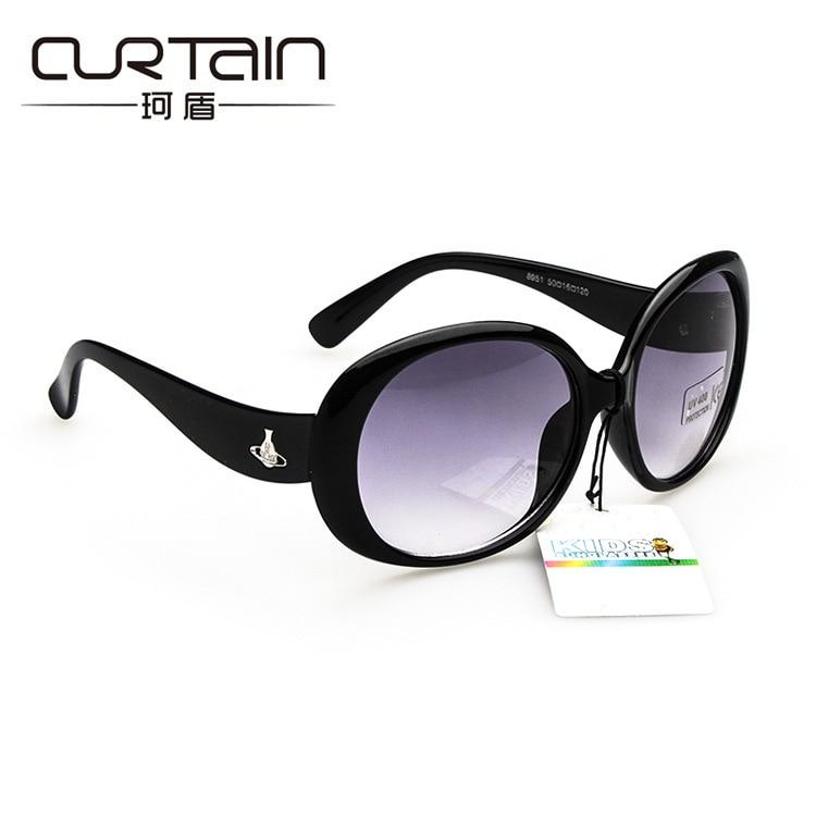 Curtain Children goggle Sunglass Kid Boy Girl Brand Sun glass Fashion shading child sunglass uv400 eyeglass