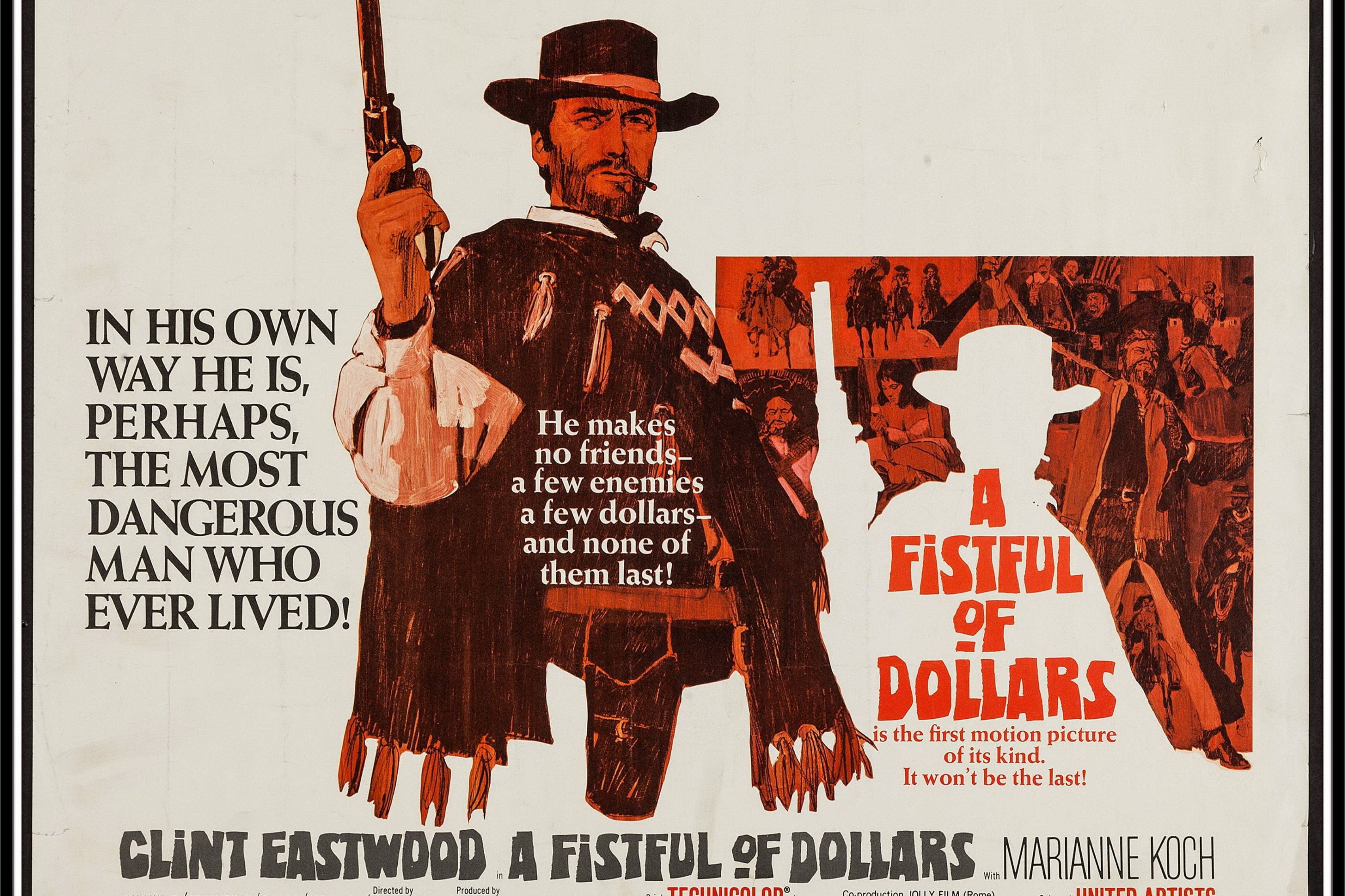 Galleries clint eastwood the hustler poster story well