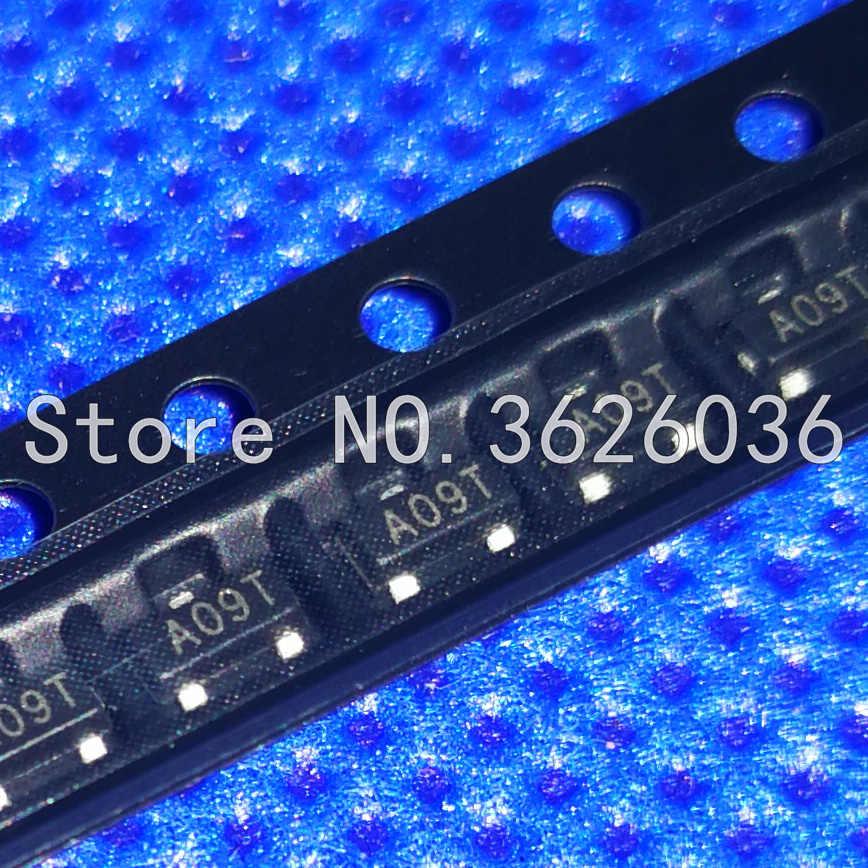 50 stks AO3400A AO3400 3400 Mark A09T AO9T SOT23 SOT-23 N-Kanaals MOSFET transistor NPN 5.8A 30 v