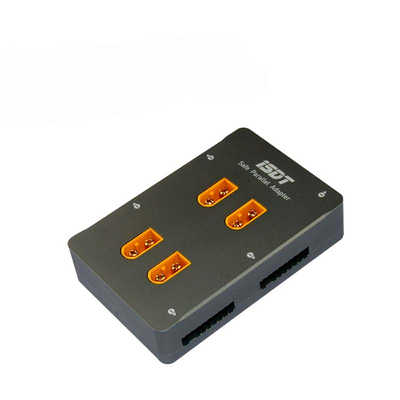 1 PC ISDT PC-4860 plaque de charge parallèle sûre pour SC608 SX620 Q6 PLUS chargeur RC Drone pièces de rechange d'avion
