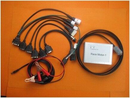 Новое поступление! 6in1 Многофункциональный Двигатель диагностический инструмент поддержки для YAMAHA, для Suzuki, ПГО, kymko, SYM, htf Двигатель цикл ска