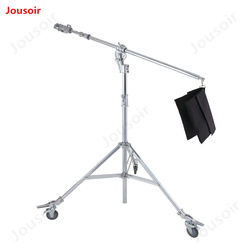M-7 Heavy film and television photography flash light stand with pulley photographic equipment CD50 T02