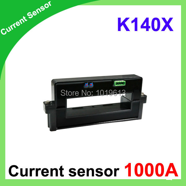 цены AC and DC Current Sensor Transducer Transmitter 1000A Split Core Transformercurrent transducer