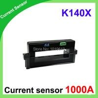 AC and DC Current Sensor Transducer Transmitter 1000A Split Core Transformercurrent transducer