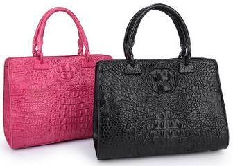 купить 100% genuine crocodile skin leather handbag women clutch bag genuine alligator skin women messenger bag по цене 46850.28 рублей