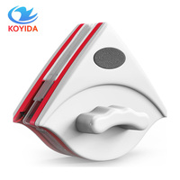 KOYIDA Home Window Glass Cleaner Tool Double Side Magnetic Window Glass Cleaning Brush Wiper Useful Surface