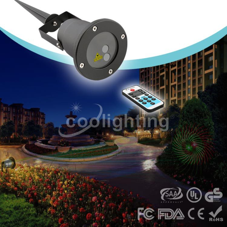 ФОТО High quality 12 pattern outdoor water proof laser lamp Christmas courtyard atmosphere lamp square lawn lamp