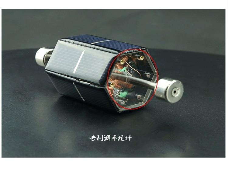 criativo, tecnologia de decoração para suspensão magnética, presente de produção pequena