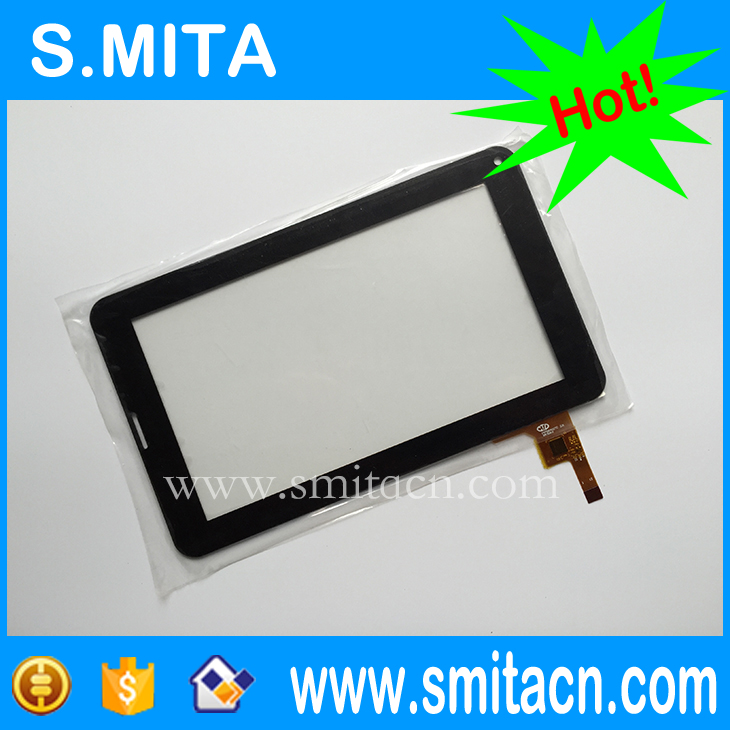 7 inch Capacitive Screen Tablet PC Touch Screen digitizer for Newpad T7 FM700402TC ZJX with speaker hole newsmy t7 7inch touch screen capacitive z7z67 z7z35
