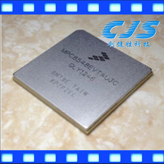 100% original MPC8548EVTAUJC MPC8548 MPC8548E BGA