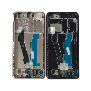 """Image 5 - 5.5 """"Original M & Sen pour Xiao mi mi Note 3 écran daffichage LCD + écran tactile numériseur avec empreinte digitale avec cadre mi Note 3 + outils"""