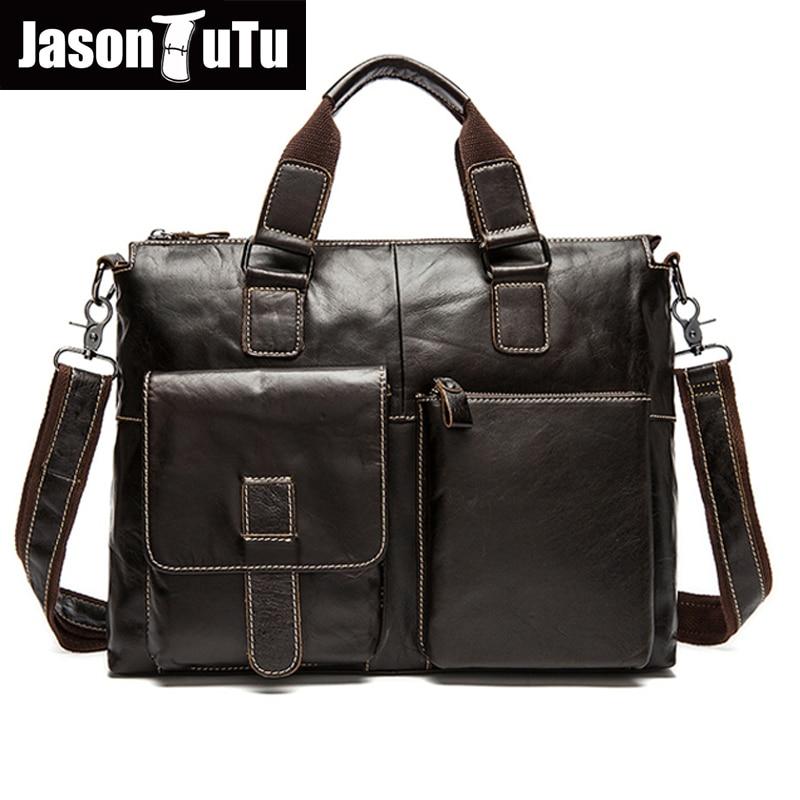 2017 hommes messenger sacs en cuir véritable sac hommes mallette mode designer sacs à main de haute qualité célèbre marque sac d'affaires HN101