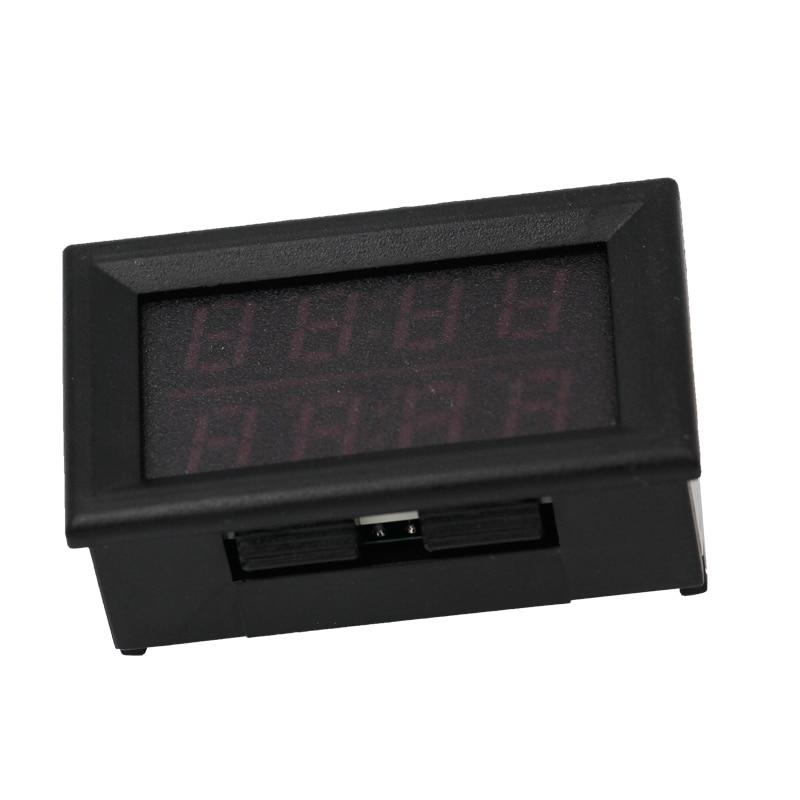 Nuovo 0,28 pollici a 4 bit display Bual amperometro voltmetro - Strumenti di misura - Fotografia 6
