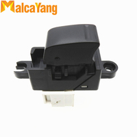 Spare Part Black White Plastic Window Lifter Switch Controller 25411 0V000 For Nissan Frontier Paladin D22
