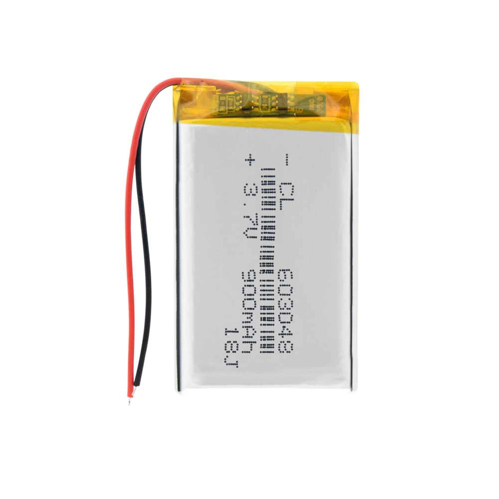Rechargeable <font><b>3.7V</b></font> 900mAH <font><b>603048</b></font> polymer lithium ion / Li-ion <font><b>battery</b></font> for drone dvr mp5 GPS mp3 mp4 PDA PSP power bank speaker image