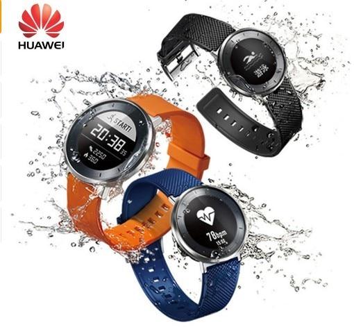 Huawei ajuste Honor S1 reloj inteligente 5ATM impermeable Monitor de ritmo cardíaco batería larga continua rastreador de ajuste S1 reloj