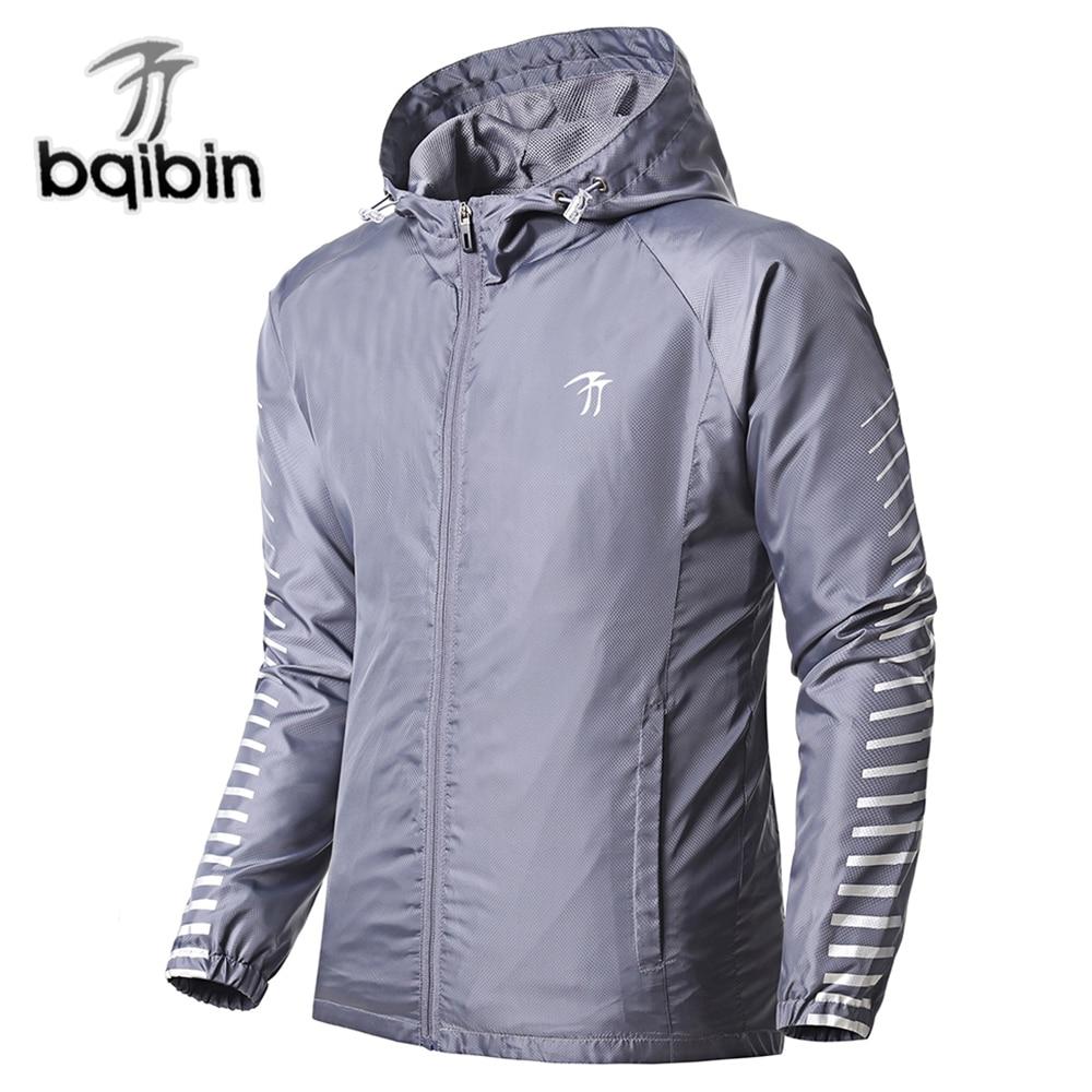 Windbreaker Men Stripe Trench Long Sleeves Zip Fly Mens Coat Solid Pockets Top 2018 Mens Outwear Brand
