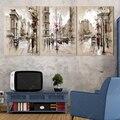 3 Шт. домашнего декора плакат Модульная Живописи На Стене современные Настенные Картины Маслом Искусства Цветок Hd Печать Холст изображение