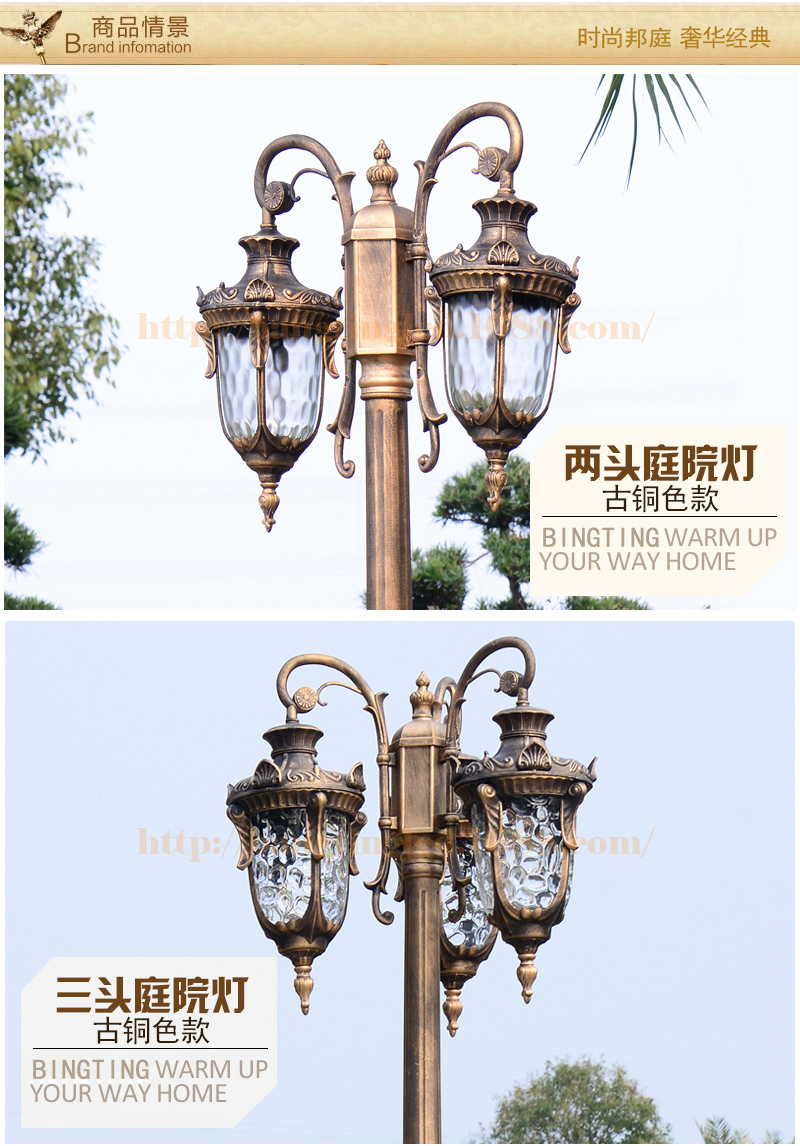 ФОТО factory supply new design solar street light with led lamp 10w 15w 20w 30w led solar garden light free shipping