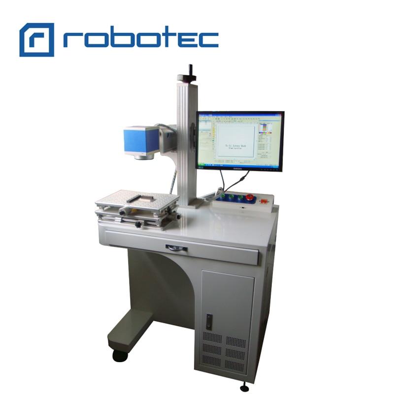 High Precision Fiber Laser Marking machine for Industry Plastic,Fiber Laser Marker for metal part