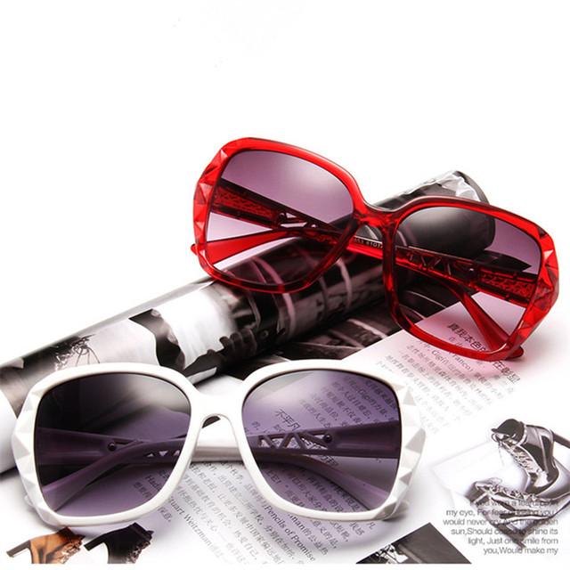 2019 Fashion Square Sunglasses Women Retro Brand Designer Sun Glasses for Female New Summer Oversized Sunglasses UV400 Oculos
