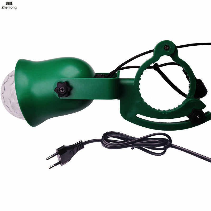 Свет сада Романтический Цвет изменение Светлячок эффект Елочная гирлянда IP65 Водонепроницаемый светодиодный свет наружный проектор Рождество магический шар