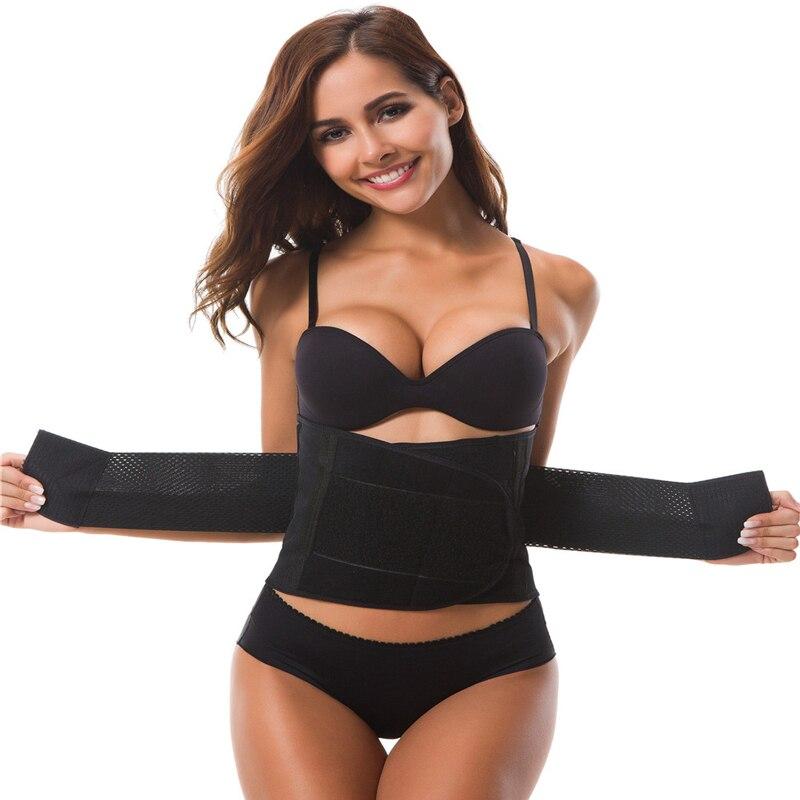 Body shaper Slimming Waist trainer Belt Modeling strap Bustier Corset Shaper Corset Slimming Waist Control Belt Hot Shaper Women