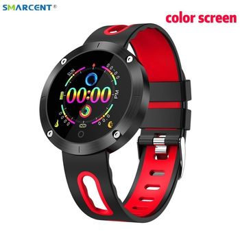 DM58 PLUS Color screen smartband Bluetooth Bracelet 4.0 Blood Pressure H&R Activity Tracker Smart Band for IOS Android