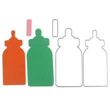 popular baby bottle stencils buy cheap baby bottle stencils lots