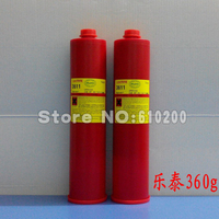 Free Shipping 3611 Red Glue Adhensive 360g For SMT SMD Repair Bga Consumables