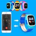 Q70 touch screen smart watch crianças bebê crianças relógio smartwatch Chamada SOS Localização GPS Localizador Anti Perdido Ligar para Android iOS