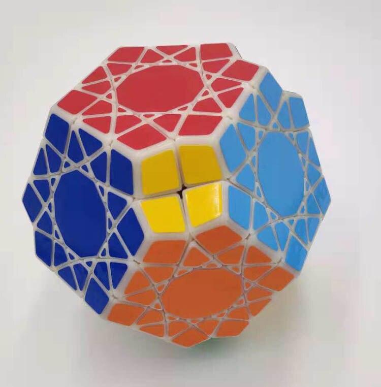 MF8 Большая Медведица/глаза неба/кубик SunMinx черный кубик Cubo Magico кубик обучающая игрушка Прямая поставка - Цвет: Big Dipper Primary