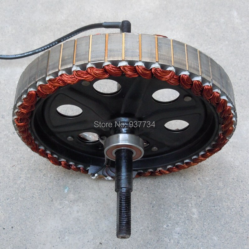 Buy 60v 1500w Rotor For Hub Motor E