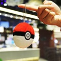 Direct deal pokemon plush toy Poke Ball Pendant Cost price wholesale