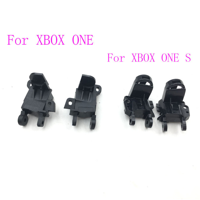 10SETS For XBOX ONE 3.5MM Controller LT RT Button Inner Support Internal Bracket Stand Holder for Xbox ONE S