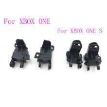 XBOX ONE 3.5MM 컨트롤러 용 10 세트 LT RT 버튼 내부 지원 Xbox ONE S 용 내부 브래킷 스탠드 홀더