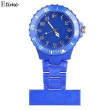 FANALA Pocket Watch Nurse Watch Colours Quartz Women