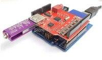 For Arduino USB SD MP3 Shield