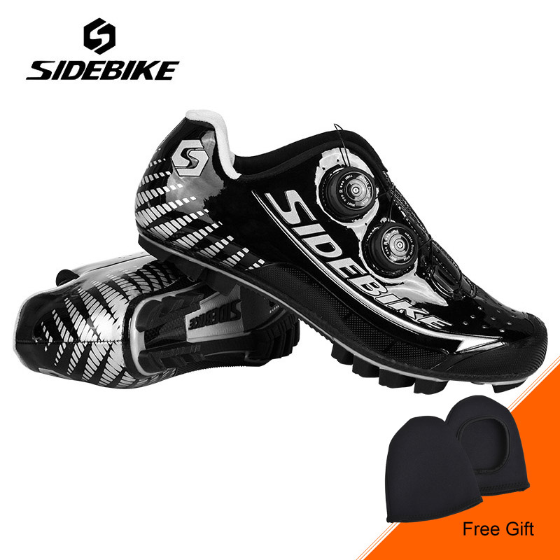 Sidebike MTB Cycling Auto-lock Shoes New Mens Carbon Sole Mountain Bike Shoes Atop S2 Bicycle Athletic Shoes Sapatos ciclismo 2017 new sidebike mtb shoes mountain bike cycling bicycle shoes highway lock men athletic bicycle cycling sapatilha ciclismo mtb