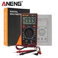 Цифровой мультиметр ANENG M1 Красный мультиметр esr тестер транзисторов цифровой RM Mastech uni мультиметровый измеритель Sanwa мультиметр F050