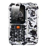 Original IPRO I3208 Waterproof Dustproof Shockproof Rugged Cell Phone Unlocked Dual SIM GSM Mobile Phone With Keyboard 2500 mAh
