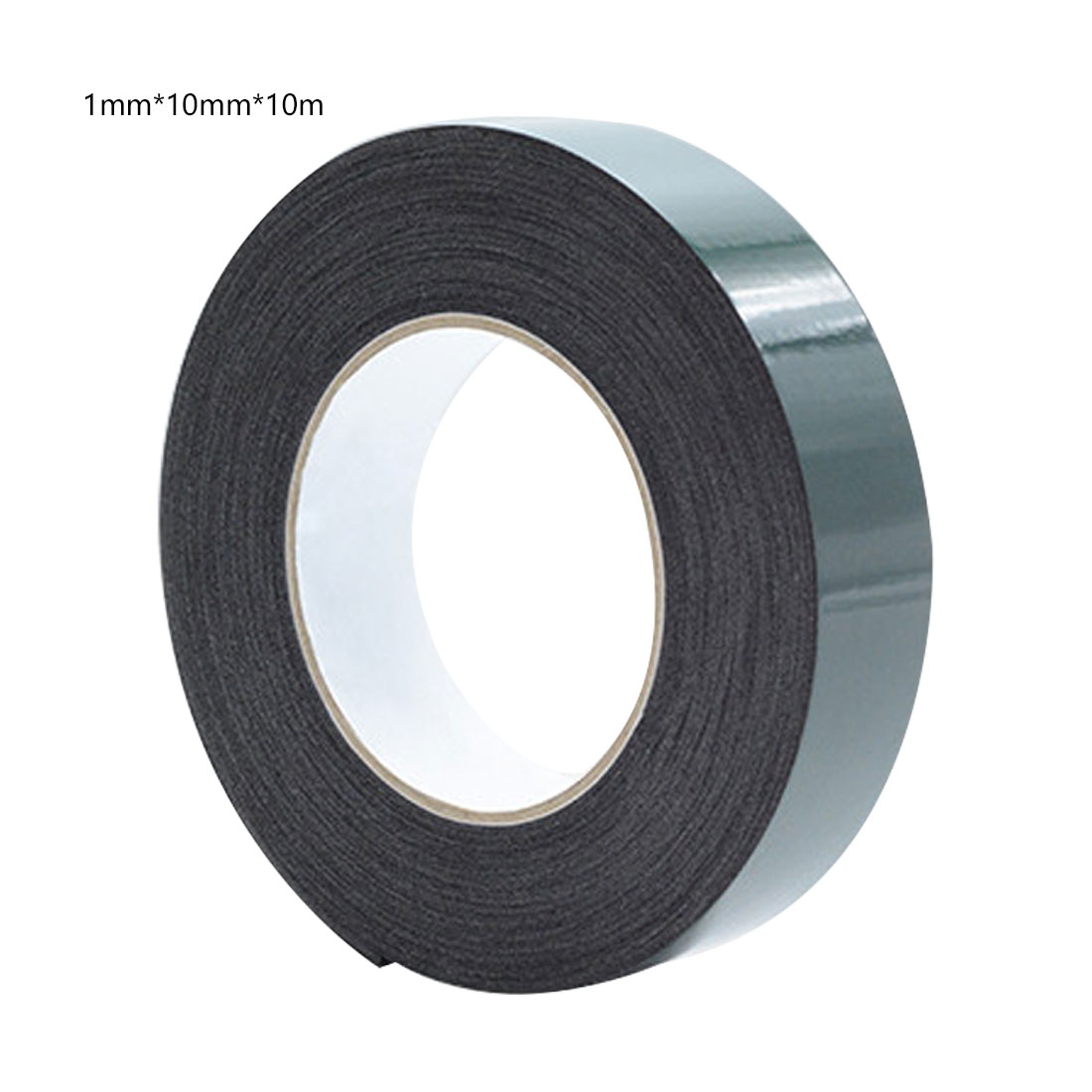 Hot!1 pc 10m Length Strong Adhesive Waterproof Double Sided Tape High quality 10mm width Foam Green Tape Trim home Car 10m super strong waterproof self adhesive double sided foam tape for car trim scotch