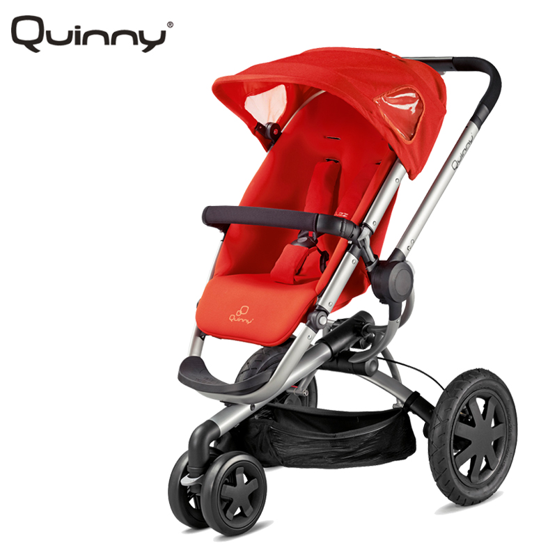 Quinny Buzz Classic Baby Stroller Can Sit with High Lying Landscape Shock Resistant Baby pram for dolls цена
