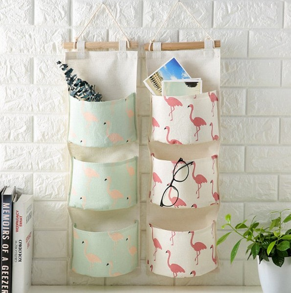 1PC Over The Door Hanging Storage Bags Closet Organizer Home Office Wall  Wardrobe Storage Pockets For Bedroom Bathroom In Storage Bags From Home U0026  Garden On ...