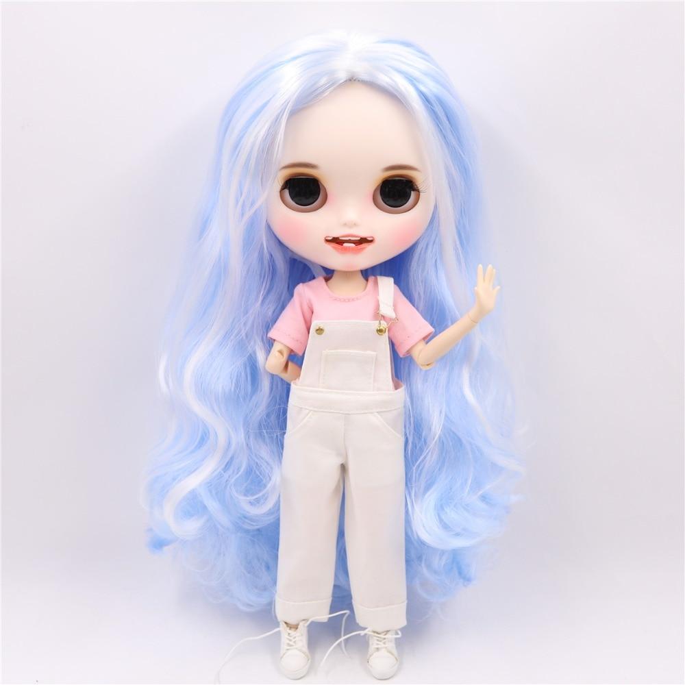 Estelle - Premium Custom Blythe Doll with Smiling Face 2