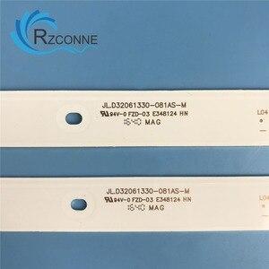 Image 3 - Светодиодная лента для подсветки, 580 мм, 6 ламп для ТВ, для ТВ, для E348124, для L2202, L1074, 32LES78T2W, светодиодный