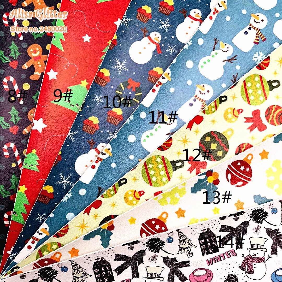 1 cái A4 KÍCH THƯỚC 21X29 cm Alisa Long Lanh Da Tổng Hợp Cho Người Tuyết Giáng Sinh Stanta Claus cho TỰ LÀM E05