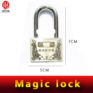 Image 2 - Takagism game prop, echte leven kamer escape props jxkj 1987 magic lock niet nodig sleutels om deze magic lock